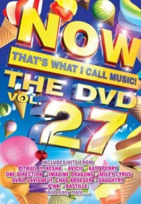 Now That's What I Call Music! The Dvd Vol. 27 DVD - DVBSP3318