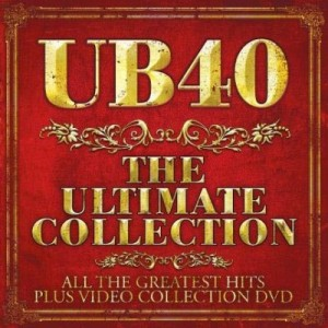 UB40 - Ultimate Collection CD+DVD - CDVIRT 921