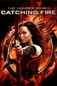 The Hunger Games: Catching Fire DVD - 04030 DVDI