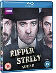Ripper Street - Series 2 Blu-Ray - BBCBD0269