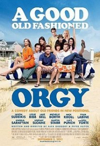 A Good Old Fashioned Orgy DVD - 10223264
