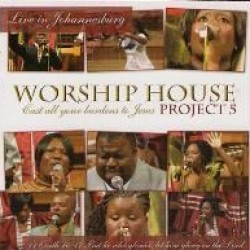 Worship House - Project 5 CD+DVD - WHPDVDCD510