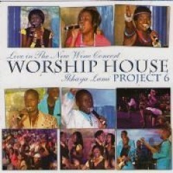 Worship House - Project 6 CD+DVD - WHPDVDCD511