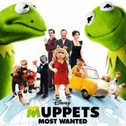 Soundtrack - Muppets Most Wanted CD - 00500 8730693