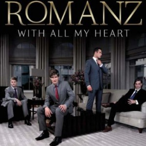 Romanz - With all my heart CD - SELBCD1012