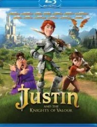 Justin And The Knights Of Valour Blu-Ray - 04031 BDI