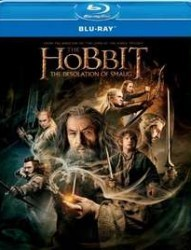 The Hobbit: The Desolation of Smaug  Blu-Ray - Y32986 BDW