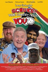 Schuks! Your Country Needs You DVD - 10223656
