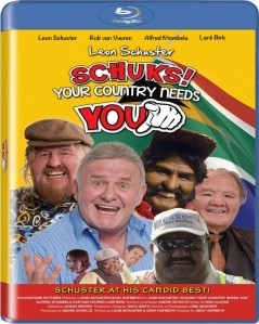 Schuks! Your Country Needs You Blu-Ray - 10223658