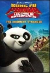 Kung Fu Panda Legends Of Awesomeness: The Midnight Stranger DVD - 58159 DVDF