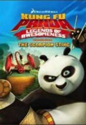 Kung Fu Panda Legends Of Awesomeness:  The Scorpion Sting DVD - 58169 DVDF