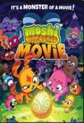 Moshi Monsters DVD - 69092 DVDU