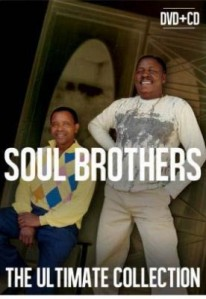 Soul Brothers - The Ultimate Collection DVD+CD - CDPS 352