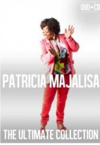 Patricia Majalisa - The Ultimate Collection DVD+CD - CDPS 351