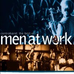 Men At Work - Contraband: The Best of CD - CDCOL7463