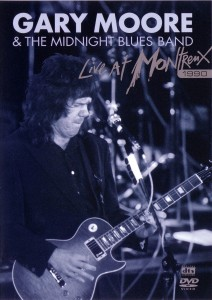 Gary Moore & The Midnight Blues Band - Live At Montreux 1990 DVD - 50363 6981709