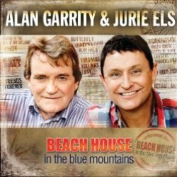 Alan Garrity & Jurie Els - Beach House In The Blue Mountains CD - MORFCD 803