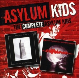 Asylum Kids - The Complete Asylum Kids CD - FRESHCD 147