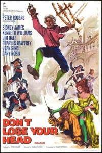 Carry On Don't Lose Your Head DVD - ITV065