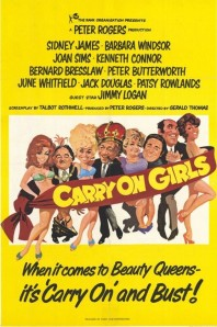 Carry On Girls DVD - ITV051