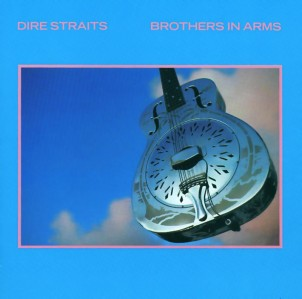 Dire Straits - Brothers In Arms CD - MMTCD 1961