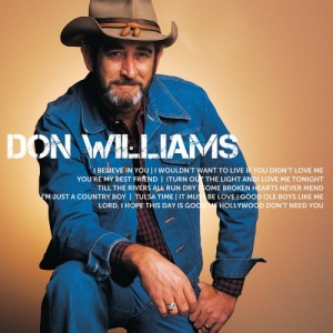 Don Williams - ICON CD - BUDCD 1391