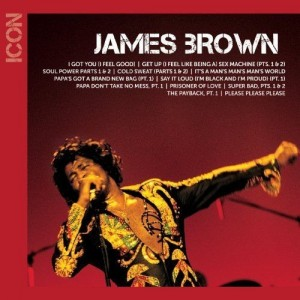 James Brown - Icon CD - BUDCD 1366
