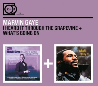 Marvin Gaye - 2 For 1: I Heard It Through The Grapevine / What's Going On CD - 06007 5326140