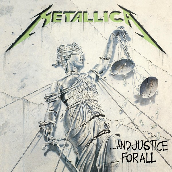 Metallica - ...And Justice For All VINYL - 06025 4724315