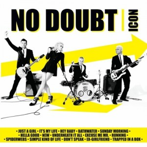 No Doubt - Icon CD - BUDCD 1364