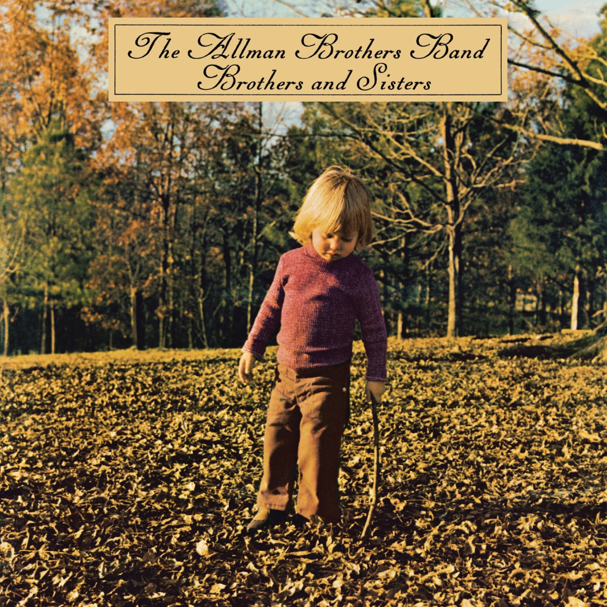 The Allman Brothers Band - Brothers And Sisters CD - 06025 3728807