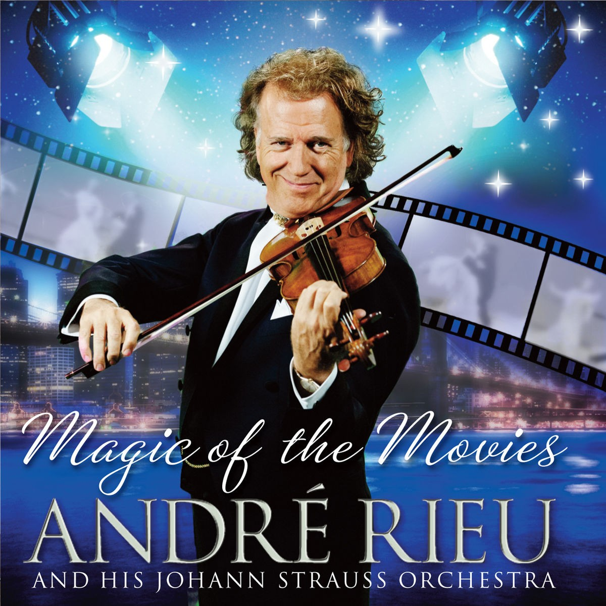 Andre Rieu - Magic Of The Movies CD - 06025 3734261