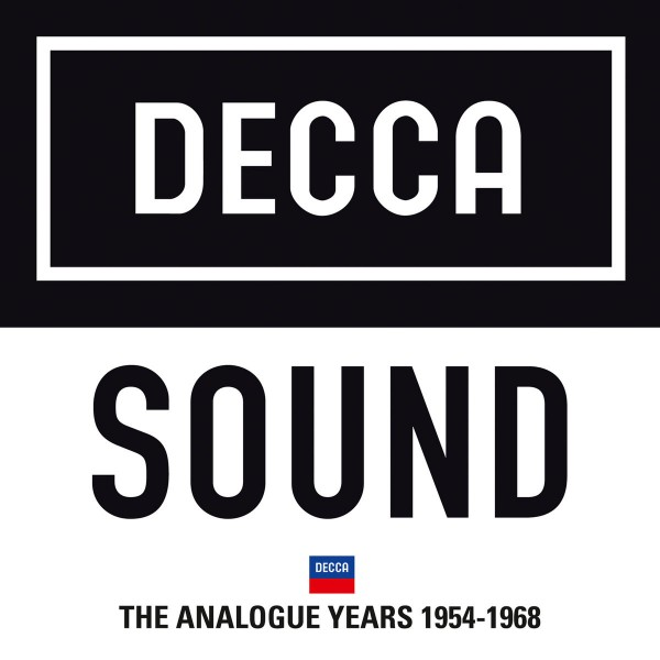 Decca Sound: The Analogue Years 1954 – 1968 CD - 00289 4785437