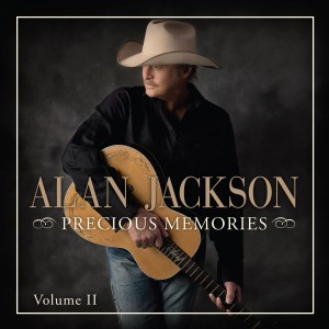Alan Jackson - Precious Memories Vol. II CD - HHEAD 022