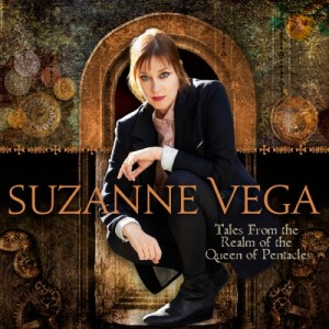 Suzanne Vega - Tales From The Realm Of The Queen Of Pentacles CD - COOKCD 600