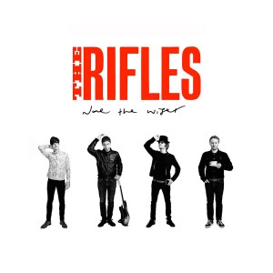The Rifles - None The Wiser CD - COOKCD 595