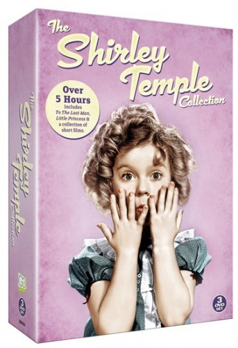 The Shirley Temple Collection DVD - GRD4834