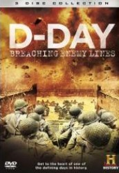 D-Day:Breaching Enemy Lines DVD - GOHC6941