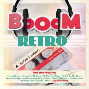 Booom Retro Remixed CD - NEXTCD435