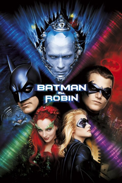 Batman & Robin DVD - 16500 DVDW