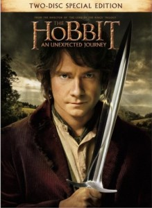 The Hobbit: An Unexpected Journey (Special Edition) DVD - Y32515 DVDW