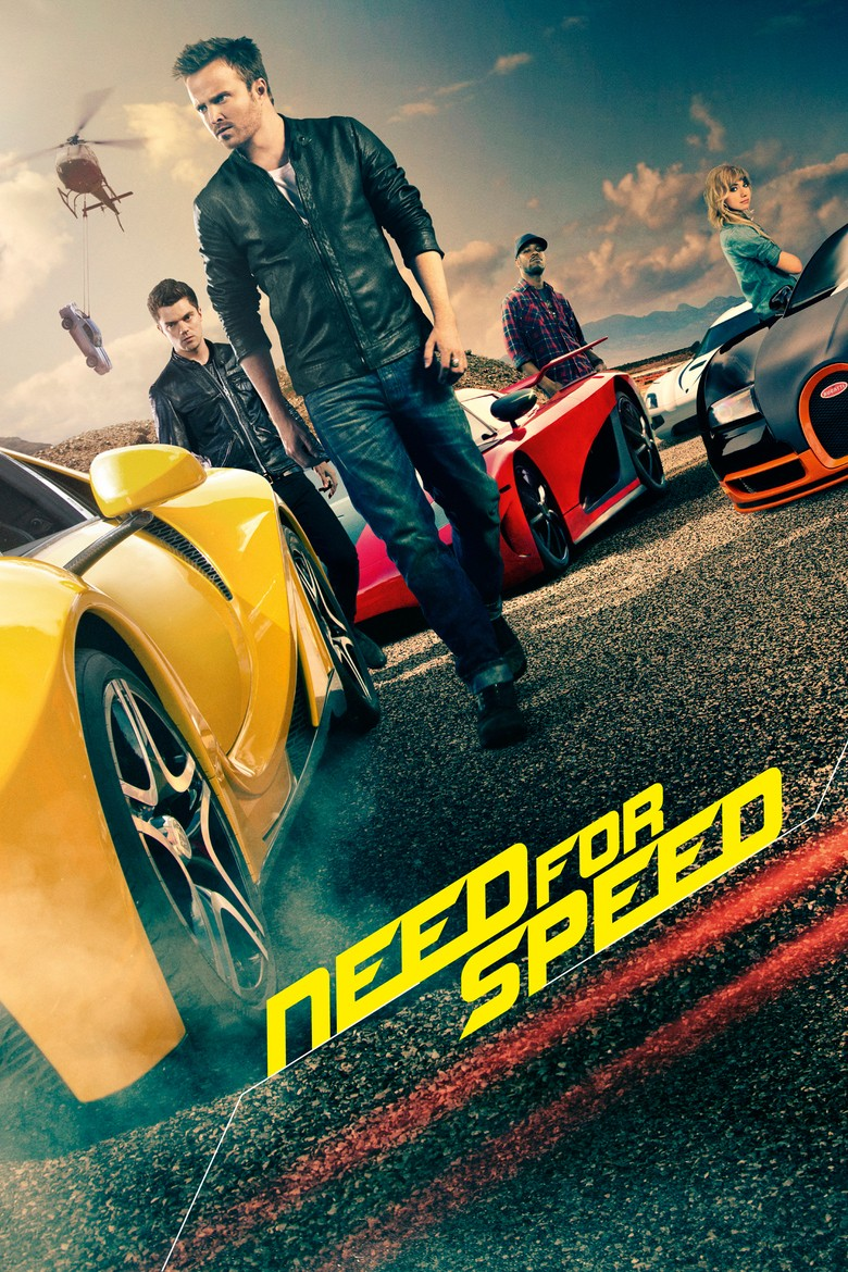 Need for Speed DVD - 04041 DVDI