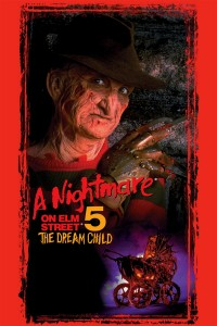 A Nightmare on Elm Street 5: The Dream Child DVD - N5020 DVDW