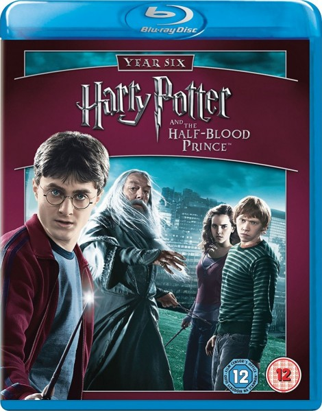 Harry Potter and the Half-Blood Prince Blu-Ray - Y26579 BDW