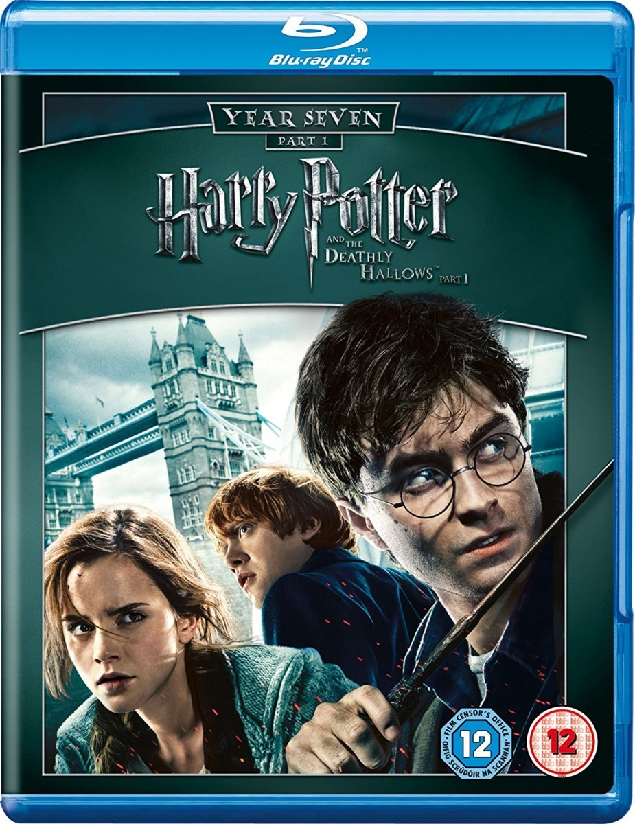 Harry Potter and the Deathly Hallows: Part 1 Blu-Ray - Y28807 BDW