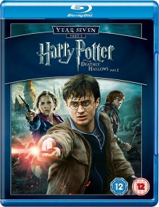 Harry Potter and the Deathly Hallows: Part 2 Blu-Ray - Y28819 BDW