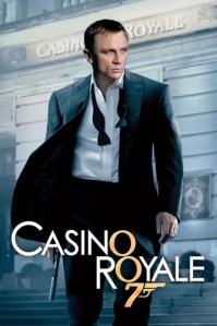 007 James Bond: Casino Royale DVD - 39482 DVDM