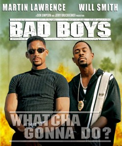 Bad Boys Blu-Ray - 10225726