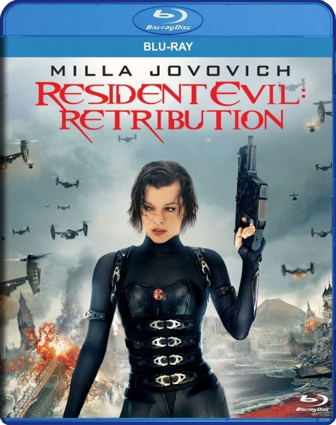 Resident Evil: Retribution Blu-Ray - BDS 83294LC
