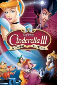 Cinderella III: A Twist in Time DVD - 10219269